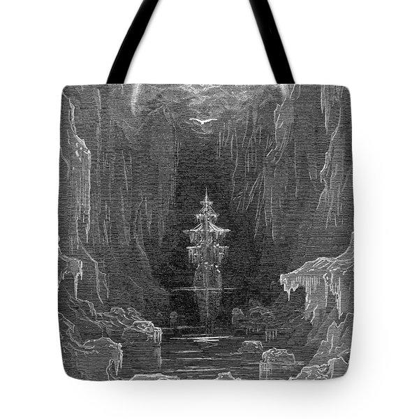 Coleridge: Ancient Mariner Tote Bag by Granger