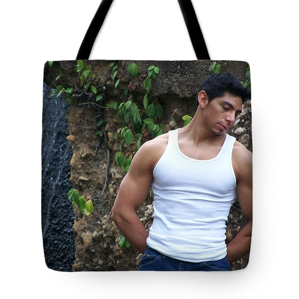 Contemplation Tote Bag by Jake Hartz