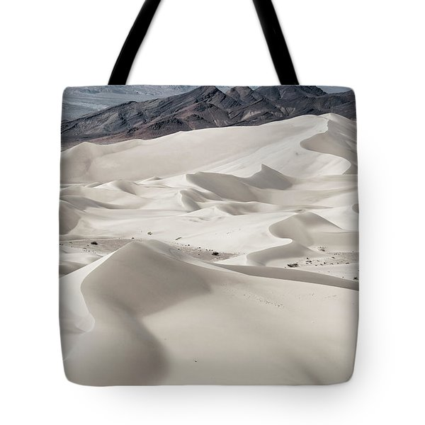 Tote Bag featuring the photograph Dumont Dunes 5 by Jim Thompson