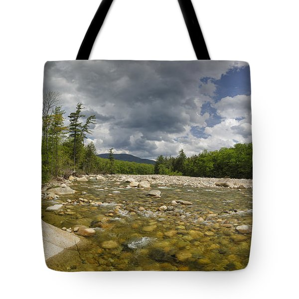 East Branch Of The Pemigewasset River - Lincoln New Hampshire Tote Bag