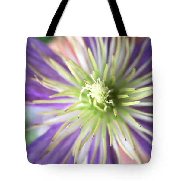 Flower Tote Bag by Maxim Tzinman