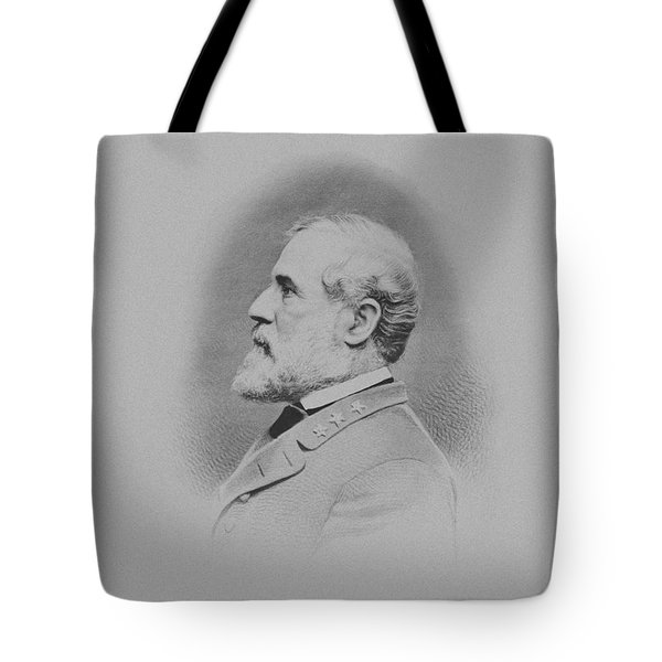 General Robert E Lee Tote Bag by War Is Hell Store