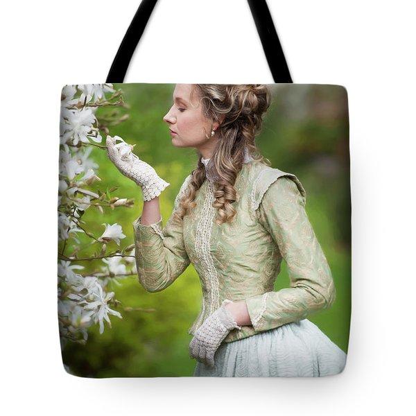 Georgian Woman Tote Bag