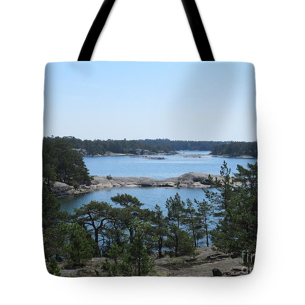 In Stendorren Nature Reserve Tote Bag