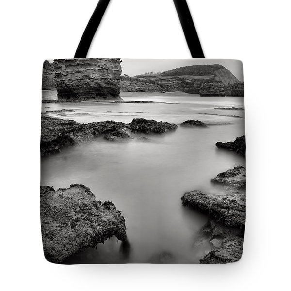 Ladram Bay Tote Bag