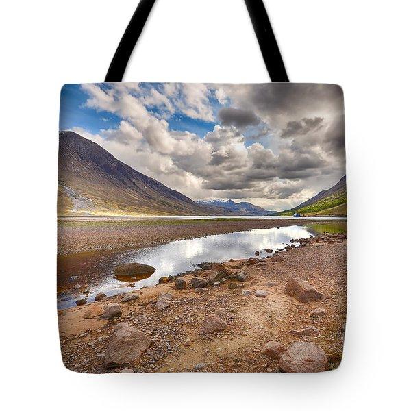 Loch Etive Tote Bag