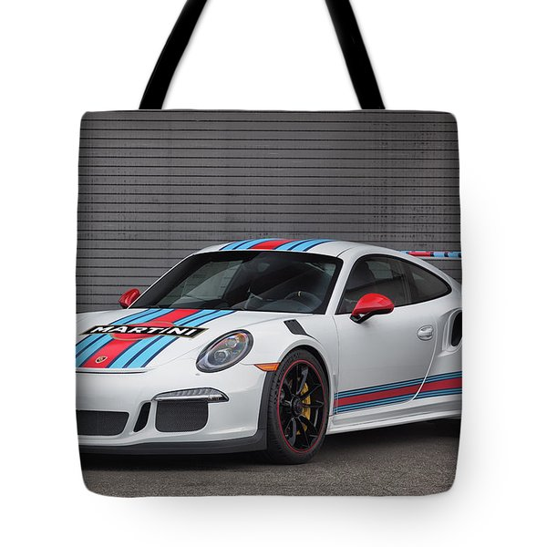 #martini #porsche 911 #gt3rs #print Tote Bag