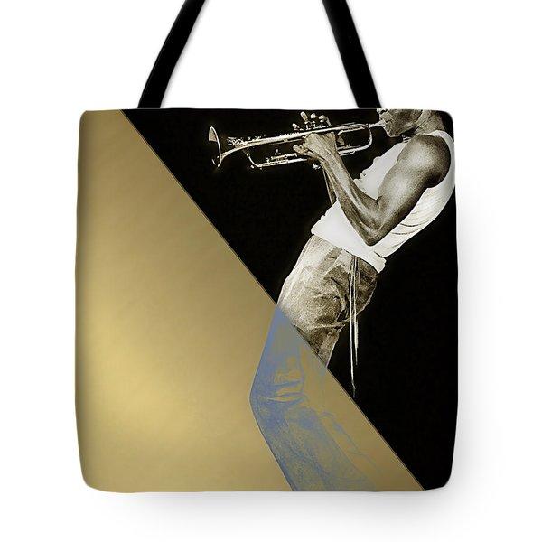 Miles Davis Collection Tote Bag