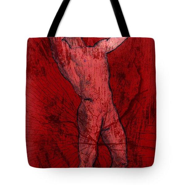 Nude Man Tote Bag