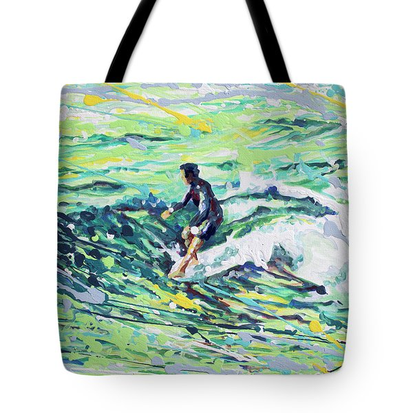 5 On The Nose Tote Bag