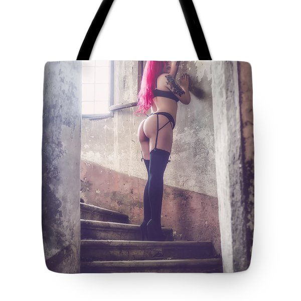 Pretty Things Are Going To Hell Tote Bag