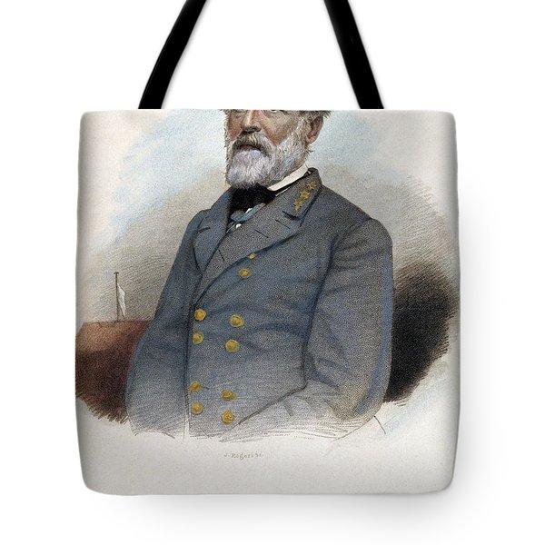 Robert E. Lee (1807-1870) Tote Bag by Granger