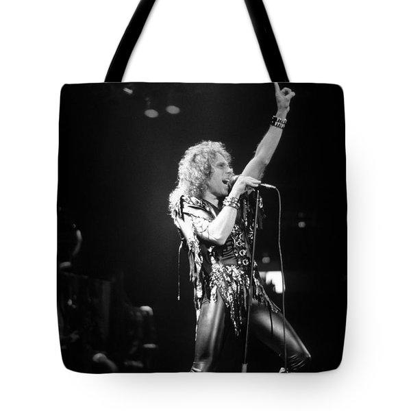 Ronnie James Dio Tote Bag