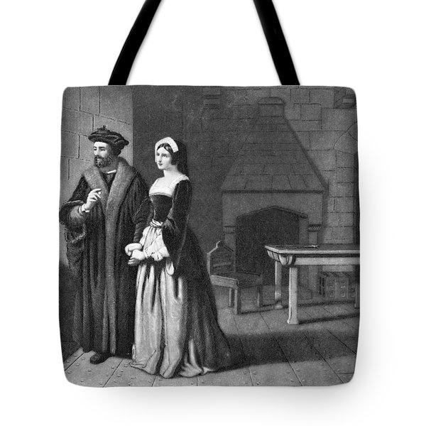 Sir Thomas More (1478-1535) Tote Bag by Granger