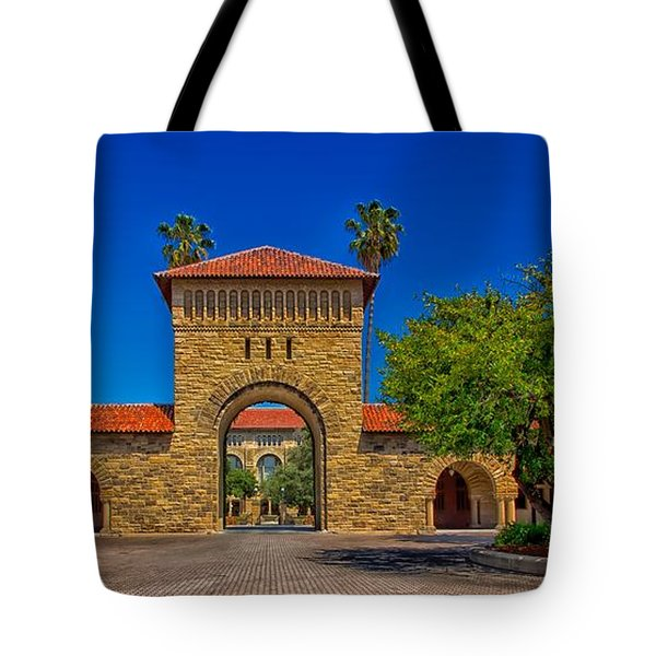 Stanford University Tote Bag