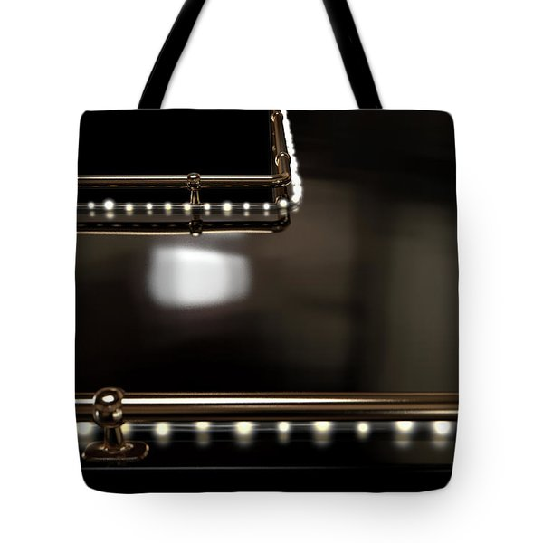 Stripper Stage Tote Bag