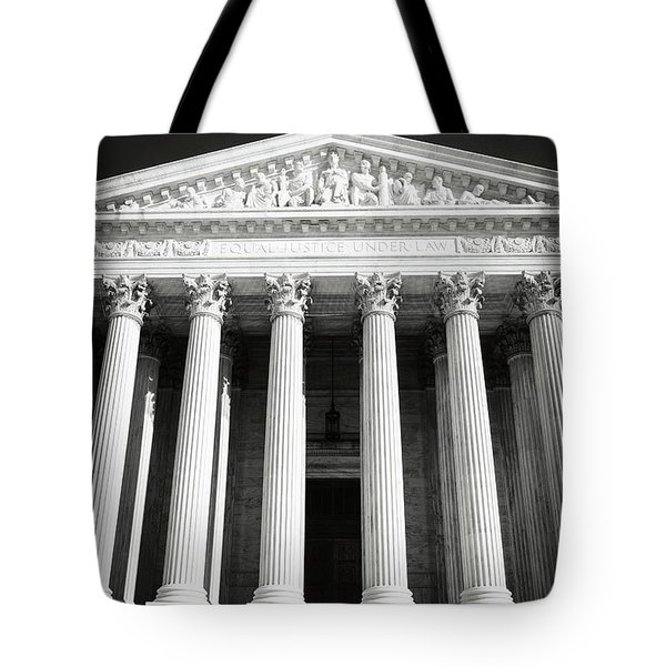 Supreme Court Of The United States Of America Tote Bag