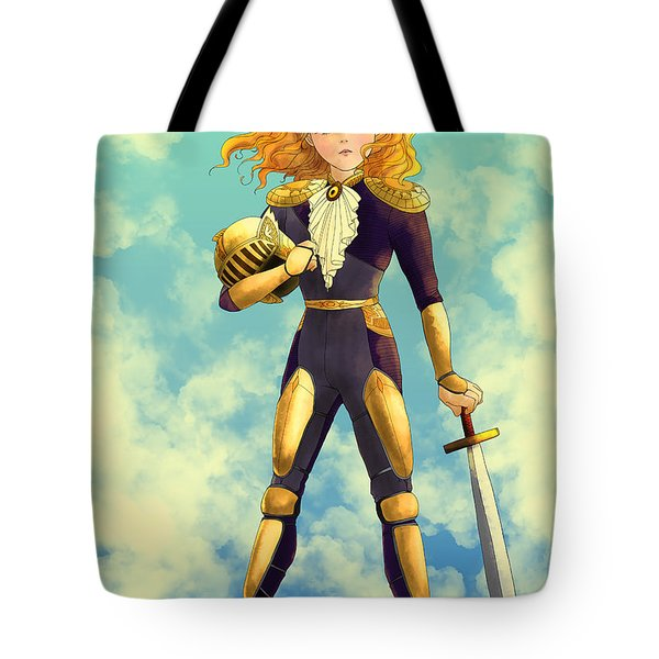 Tammy Wurtherington Freedom Fighter Tote Bag