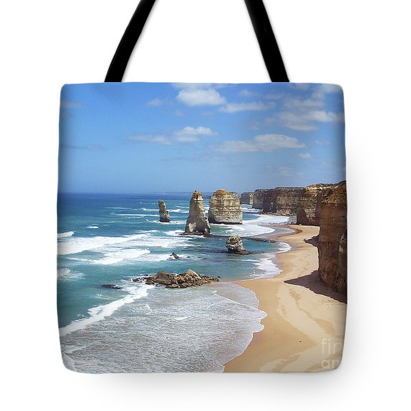 The Twelve Apostles Tote Bag