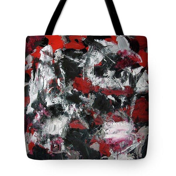 Untitled Tote Bag by Salvo Illuminato