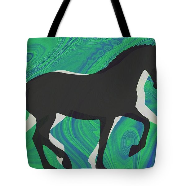 Up The Levels Art Tote Bag