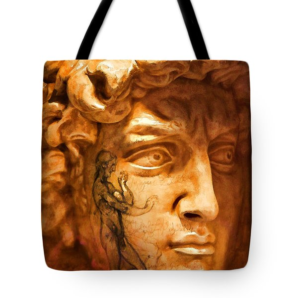 Venice Untitled Tote Bag by Brian Davis