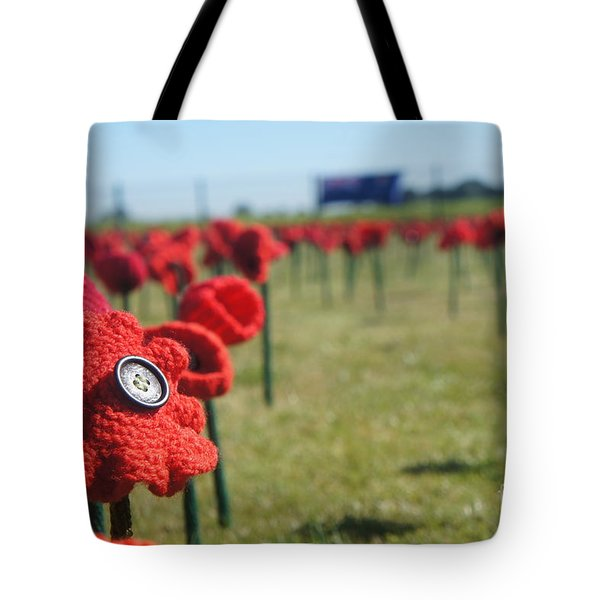 5000 Poppies Tote Bag