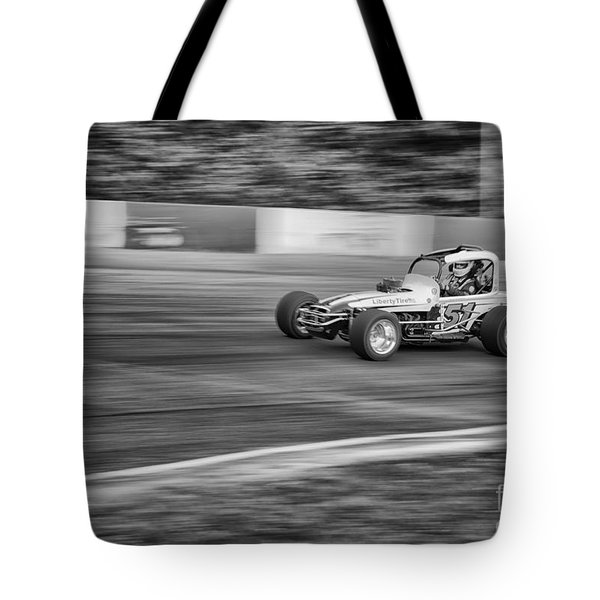 51 In The Lead. Tote Bag