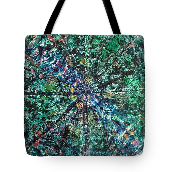 51-offspring While I Was On The Path To Perfection 51 Tote Bag