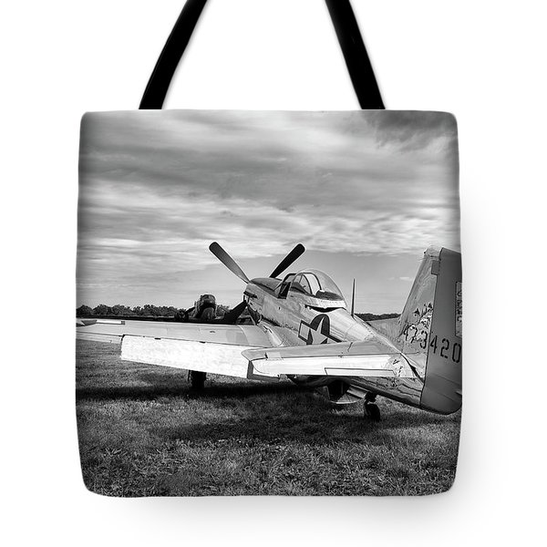 Tote Bag featuring the photograph 51 Shades Of Grey by Peter Chilelli