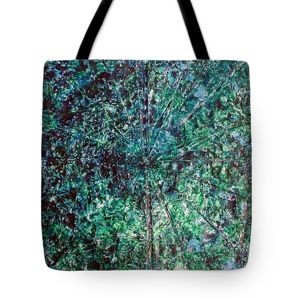 52-offspring While I Was On The Path To Perfection 52 Tote Bag