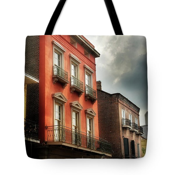 522 Bourbon Street Tote Bag