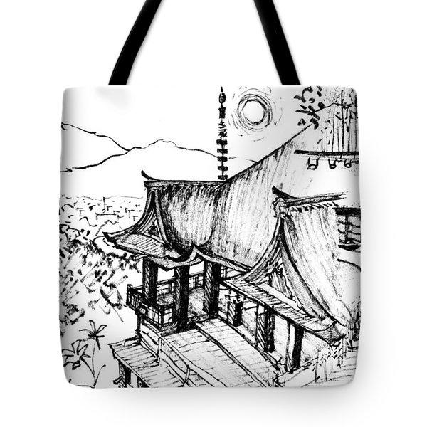 5.24.japan-5-detail-c Tote Bag