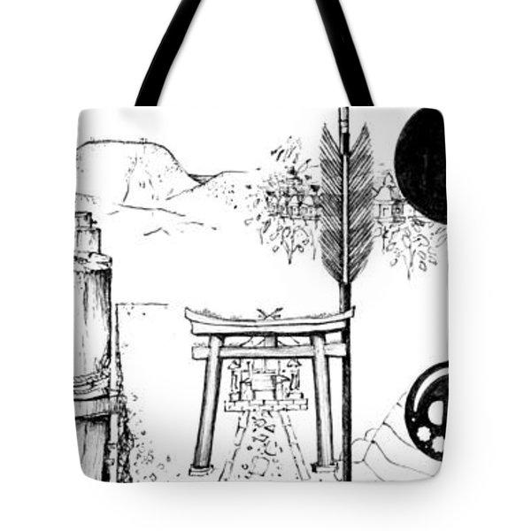 5.26.japan-6-detail-a Tote Bag