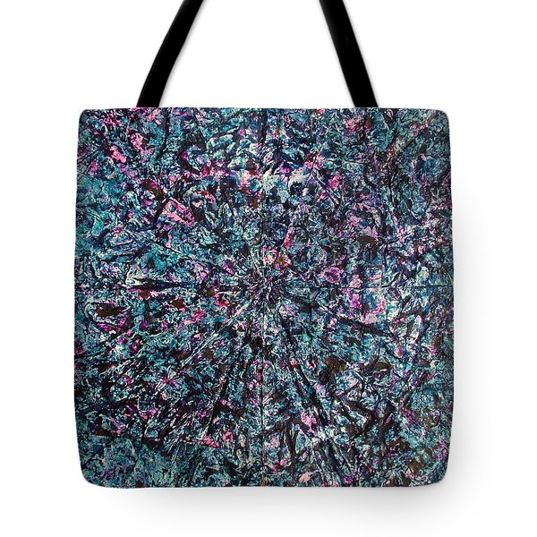 53-offspring While I Was On The Path To Perfection 53 Tote Bag