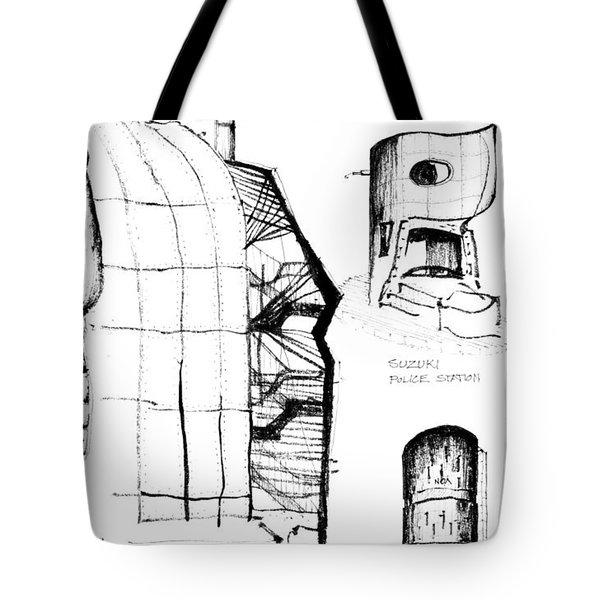 5.39.japan-9-detail-a Tote Bag