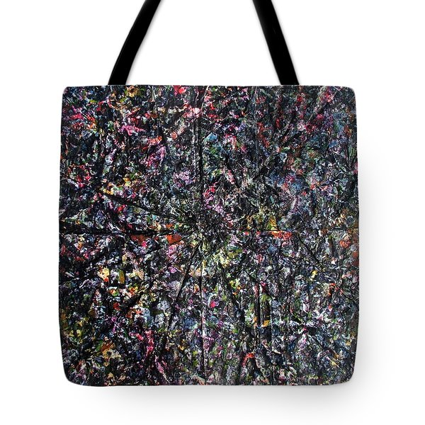 54-offspring While I Was On The Path To Perfection 54 Tote Bag
