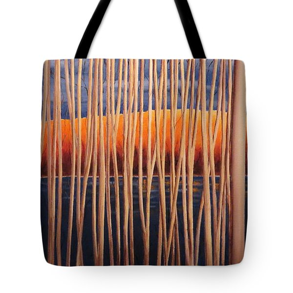 54 Trees Tote Bag