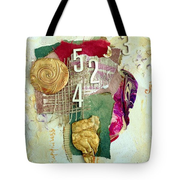 #5423, Joy And Happiness Tote Bag
