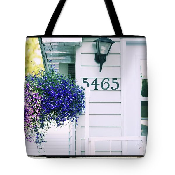 5465 -h Tote Bag by Aimelle