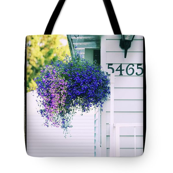 5465 -v Tote Bag by Aimelle