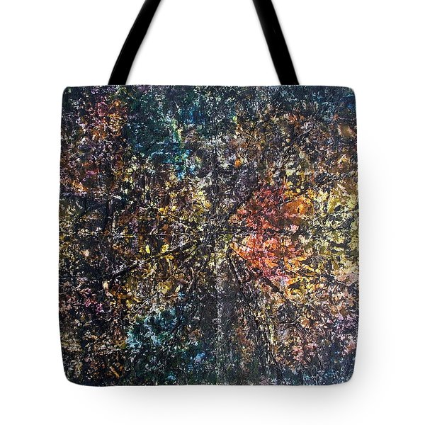 55-offspring While I Was On The Path To Perfection 55 Tote Bag