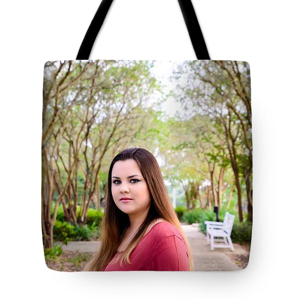 Tote Bag featuring the photograph 5530 by Teresa Blanton