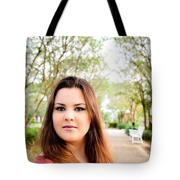 Tote Bag featuring the photograph 5545-2 by Teresa Blanton