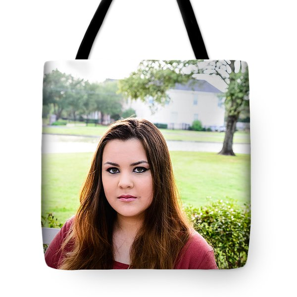 Tote Bag featuring the photograph 5561-2 by Teresa Blanton