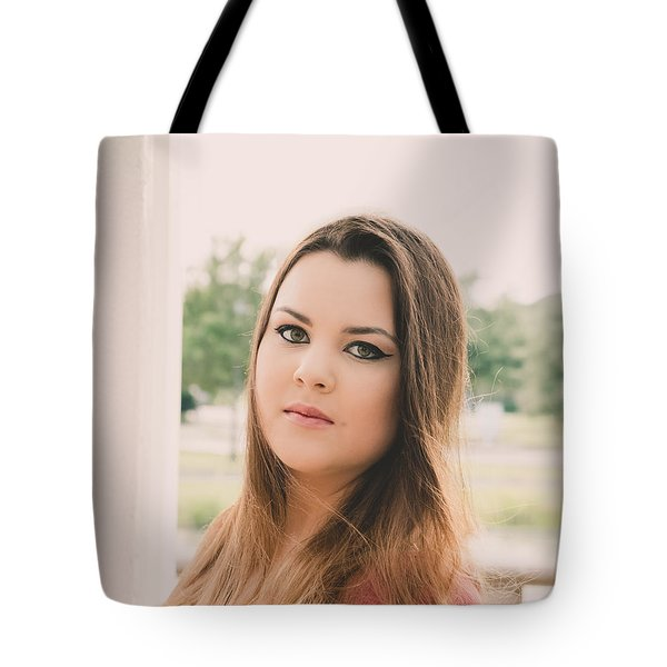 Tote Bag featuring the photograph 5581-2 by Teresa Blanton