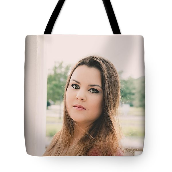 Tote Bag featuring the photograph 5581 by Teresa Blanton