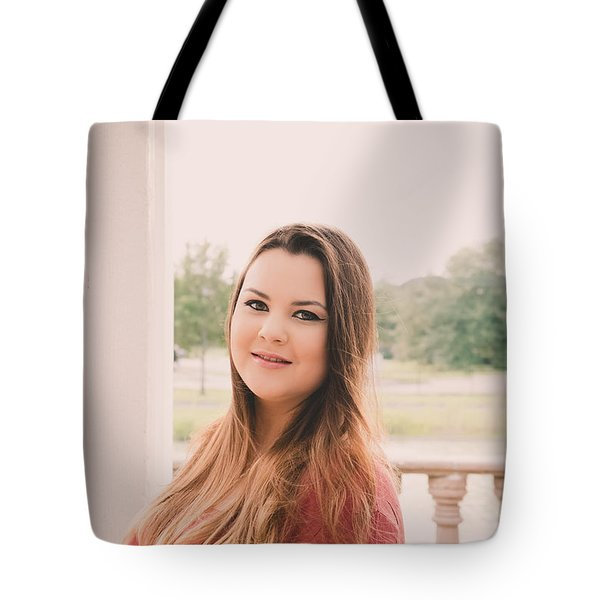 Tote Bag featuring the photograph 5584 by Teresa Blanton