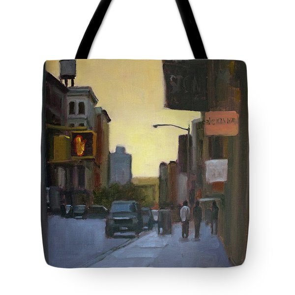 55th And 5th Tote Bag