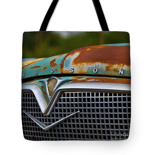 Car 66 Tote Bag